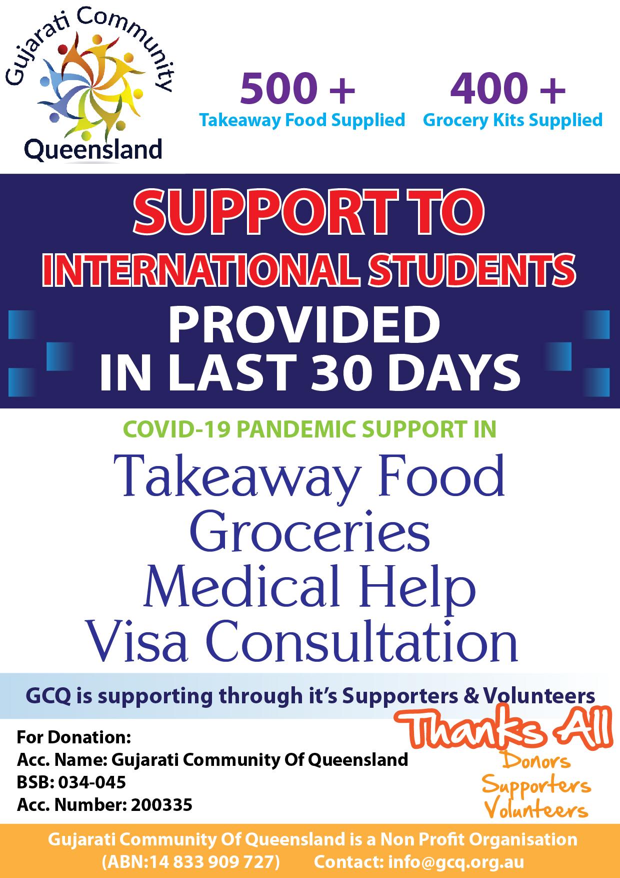 InternationalStudent Support