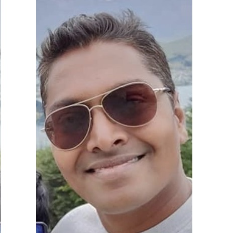Krunal Mehta