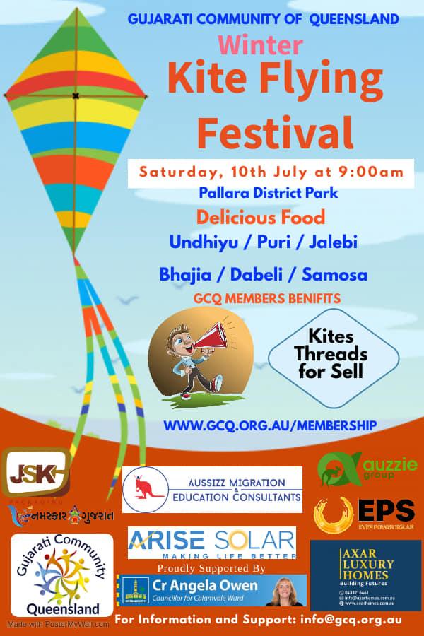 Winter Kite Festival 2021