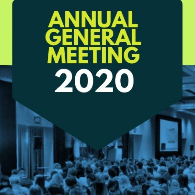 Annual General Meeting – 2020