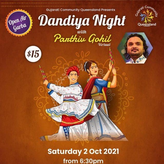 Dandiya Night With Parthiv Gohil