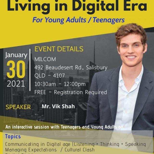 Living in Digital Era