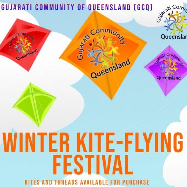 Winter Kite-Flying Festival